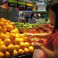 """Mua sắm - Giá cả - Cam Trung Quốc """"đội lốt"""" cam Vinh"""