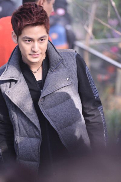kimbum that the, chi dong vai phu? - 1