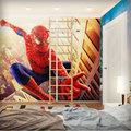 """Nhà đẹp - Người nhện """"tung hoành"""" trong phòng con cưng"""