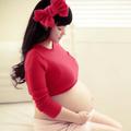 Bà bầu - Xoa bụng nhiều có thể gây sảy thai