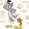 Eva tặng bé bộ tranh tô màu Tom&Jerry