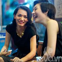 """Bắt gặp Trà My """"hẹn hò"""" Cù Ngọc Quý"""