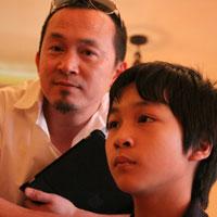 Quốc Trung: Hướng con thành nghệ sĩ đích thực