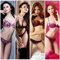 Thời trang - 10 chân dài mặc nội y đẹp nhất showbiz Việt