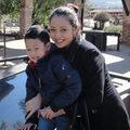 Làng sao - Jennifer Phạm hạnh phúc bên con trai