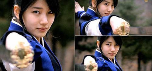 5 nu 'kiem khach' xinh dep xu han - 1