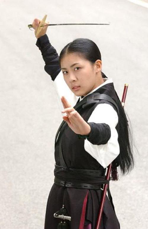 5 nu 'kiem khach' xinh dep xu han - 3