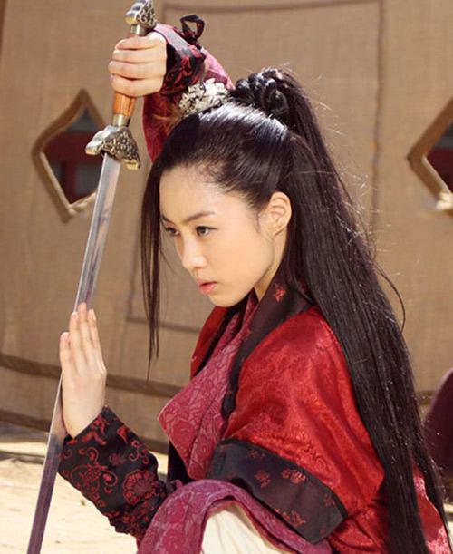 5 nu 'kiem khach' xinh dep xu han - 6