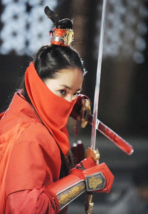 5 nu 'kiem khach' xinh dep xu han - 8
