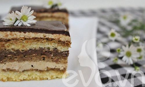 opera cake - huong vi tuyet voi - 7