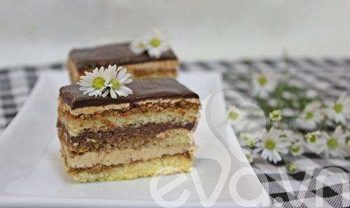 opera cake - huong vi tuyet voi - 8