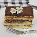 Bếp Eva - Opera cake - hương vị tuyệt vời