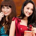 Làm đẹp - Học sao Việt chọn tóc cho mặt tròn