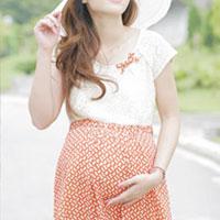 Trang phục giúp bà bầu năng động tự tin