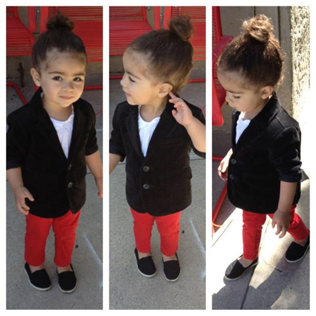 Mặc dù chưa đầy 3 tuổi nhưng Alaia Rose đã sở hữu phong cách cực chất đến người lớn cũng phải ghen tị.