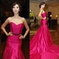 Thời trang - Hà Anh tỏa sáng với váy hồng  sexy