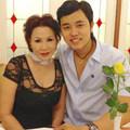 """Làng sao - Vũ Hoàng Việt: """"Tôi rất chiều Yvonne"""""""