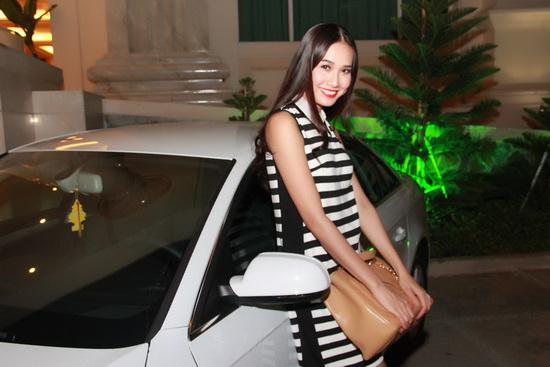 """duong my linh len doi """"xe"""" 1,9 ty - 10"""