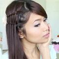 Làm đẹp - Kiểu tóc lệch duyên dáng