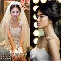 Thời trang - Những bộ váy cưới đáng ngắm của Song Hye Kyo