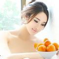 Làm đẹp - Nhật ký Hana: Quả mơ trắng da mùa hè