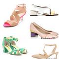 Thời trang - Những mốt giày 'ăn theo' thời trang 1960s