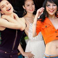 Ca sĩ Việt tiết lộ chiêu giảm mỡ bụng