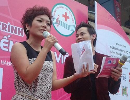 Thái Thùy Linh: Không hổ thẹn là mẹ đơn thân - 1