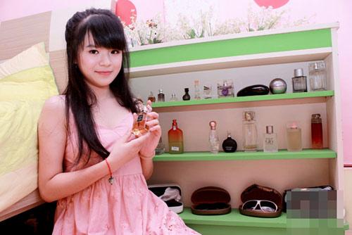 ngam phong hong dang yeu cua nu sinh ha dan - 7