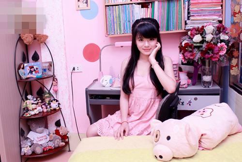 ngam phong hong dang yeu cua nu sinh ha dan - 1