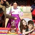 Làng sao - Kim Tae Hee đón sinh nhật xa bạn trai