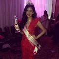Làm đẹp - Hoàng Thu bất ngờ đạt danh hiệu Hoa hậu