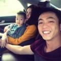 Làng sao - Hà Hồ hạnh phúc bên chồng con