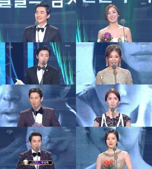 kim hye soo dai thang tai kbs drama awards 2013 - 5
