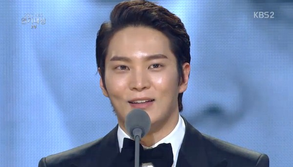 kim hye soo dai thang tai kbs drama awards 2013 - 4