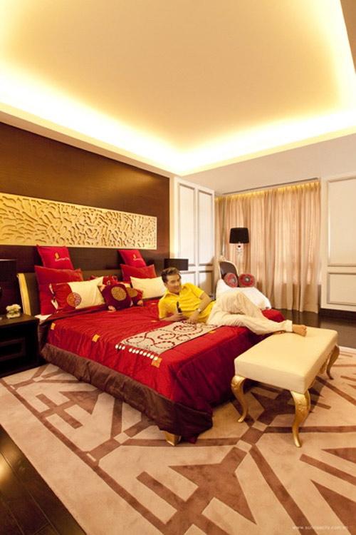 Sao Việt bỏ triệu đô tậu penthouse xa xỉ - 27