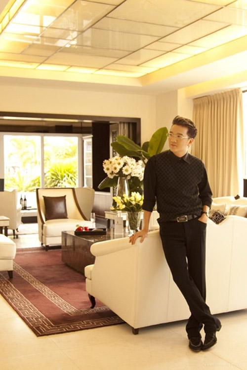 Sao Việt bỏ triệu đô tậu penthouse xa xỉ - 17