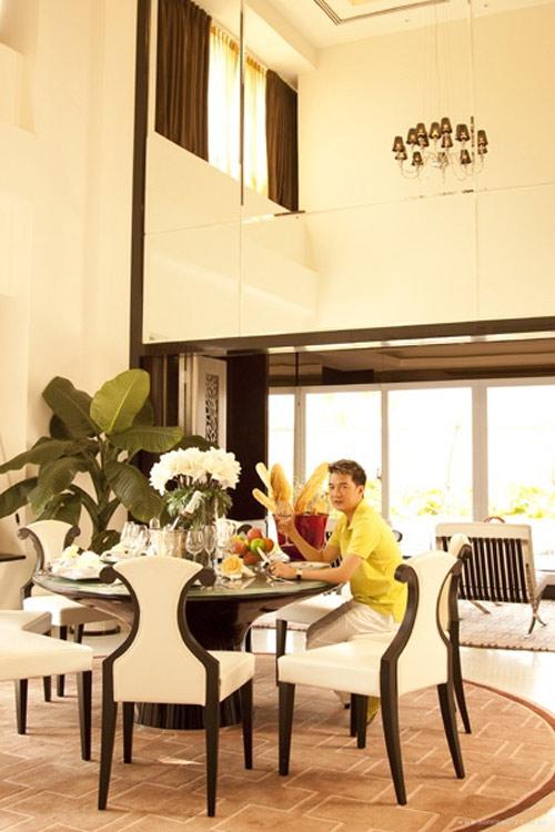 Sao Việt bỏ triệu đô tậu penthouse xa xỉ - 23
