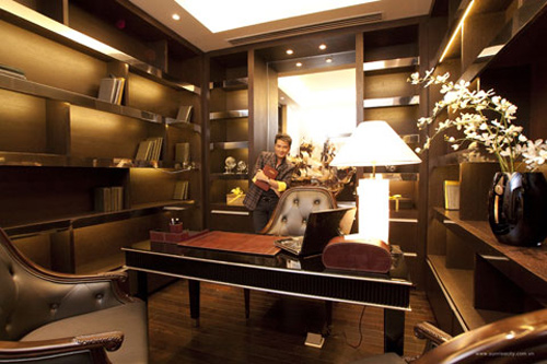 Sao Việt bỏ triệu đô tậu penthouse xa xỉ - 26