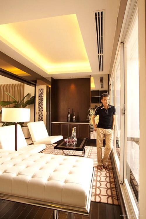 Sao Việt bỏ triệu đô tậu penthouse xa xỉ - 18