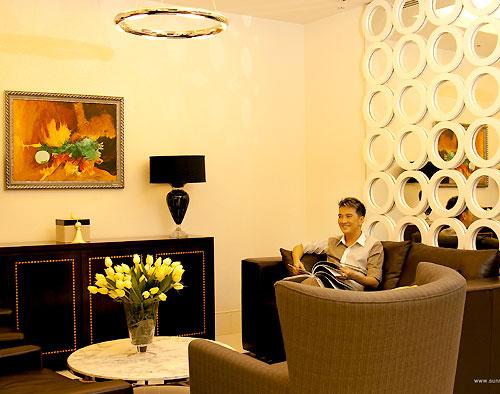Sao Việt bỏ triệu đô tậu penthouse xa xỉ - 25
