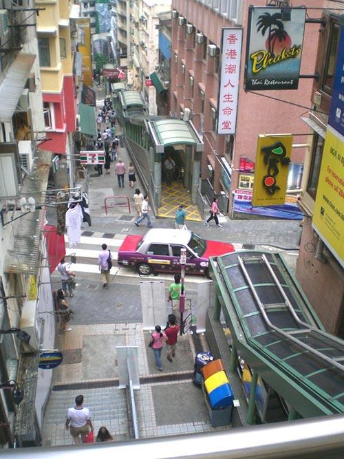 lang thang hong kong nhu trong phim tvb - 4