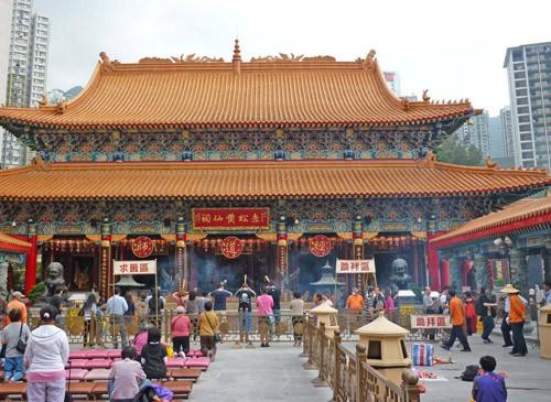 lang thang hong kong nhu trong phim tvb - 16