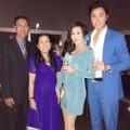 Làng sao - Vũ Hoàng Việt hạnh phúc bên người yêu và gia đình