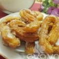 Bếp Eva - Thử làm bánh quẩy chiên của Tây Ban Nha