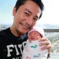 Làng sao - Con gái Trương Minh Cường vừa chào đời