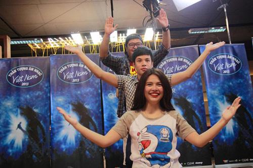 """top 12 vietnam idol kho luyen de """"bung no"""" - 5"""