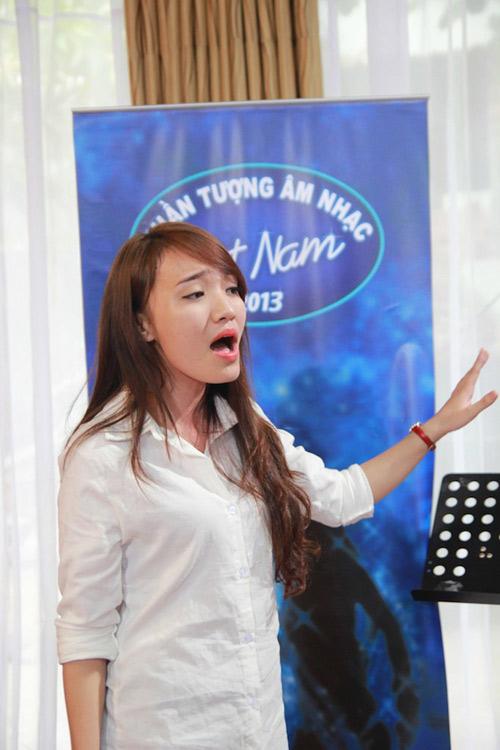 """top 12 vietnam idol kho luyen de """"bung no"""" - 1"""