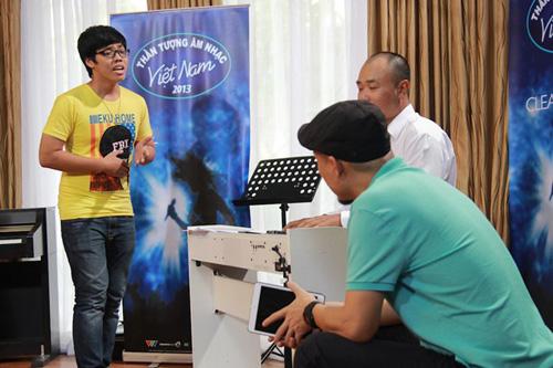 """top 12 vietnam idol kho luyen de """"bung no"""" - 2"""