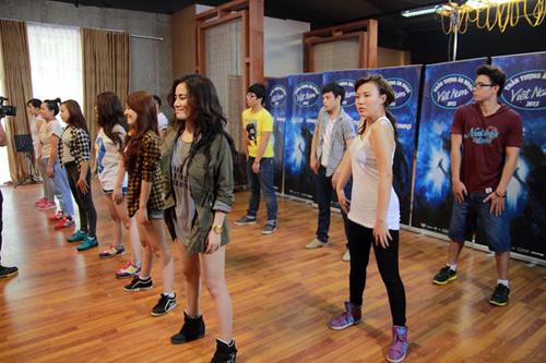 """top 12 vietnam idol kho luyen de """"bung no"""" - 4"""